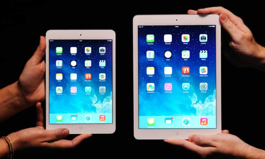 Apple iPad Air and iPad mini 2 face stiff competition from a myriad of Android and Windows RT tablets, but which one's the best for you?
