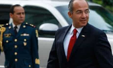Felipe Calderon NSA