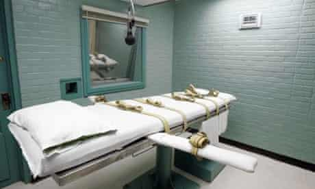 Missouri death penalty lethal injection