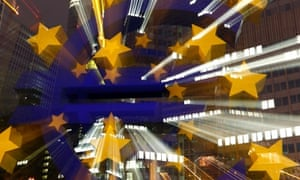 File photo of the euro sign landmark outside the headquarters of the European Central Bank (ECB) in Frankfurt September 2, 2013.