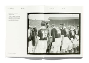 Beautiful Games: Pages from the book 'Football Type'
