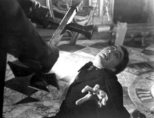 The 10 best Gothic films: gothic films dracula aka horror of dracula 1958