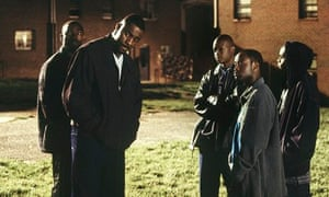 The Wire, featuring Idris Elba as Stringer Bell