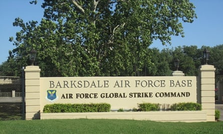 Barksdale US air force base