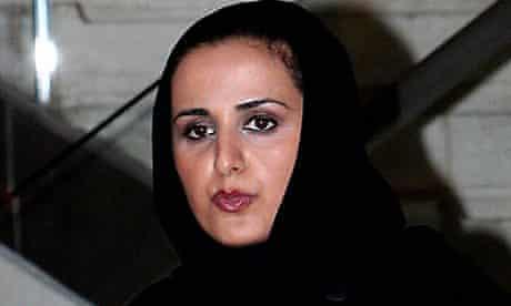 Sheikha Mayassa bint Hamad bin Khalifa al-Thani