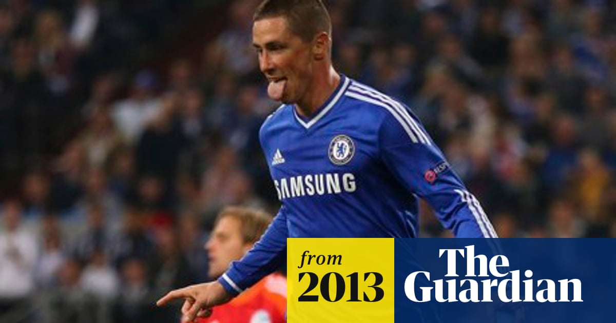 sports shoes dbfff b21eb Fernando Torres: Chelsea striker says improved form is due ...