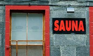 Edinburgh sauna