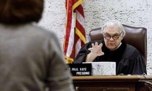 Judge Presiding Lawsuit