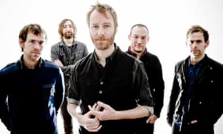 the National, band photo