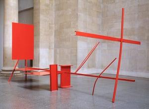 Sir Anthony Caro: Early One Morning, 1962