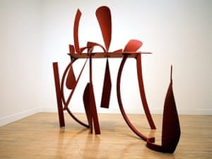 Sir Anthony Caro: Reality and Illusion, 1969-1970