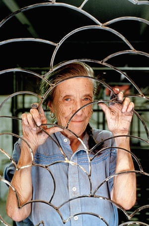 exhibitionist2610: Louise Bourgeois
