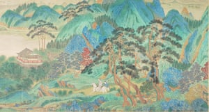 exhibitionist2610: Masterpieces Of Chinese Paintings