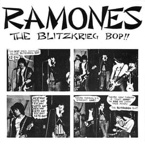 Punk record covers: Punk record covers Ramones
