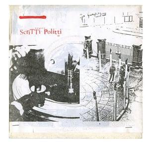 Punk record covers: Punk record covers scritti politti
