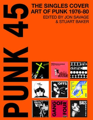 Punk record covers: Punk record covers punk 45 book cover