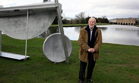 Sir Anthony Caro obituary | Art and design | The Guardian