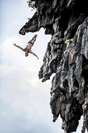 Red Bull Cliff Diving: Steven LoBue