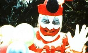 The Killer Clown, from Born to Kill