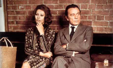 Sophia Loren Richard Burton Il Viaggio