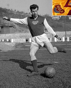 kits: Soccer - Josef Masopust