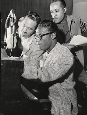 Verve records: Verve Records Nat King Cole trio