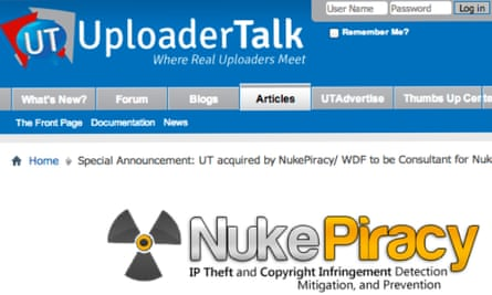 High-profile file-sharing site UploaderTalk found to be year-long piracy honeypot.