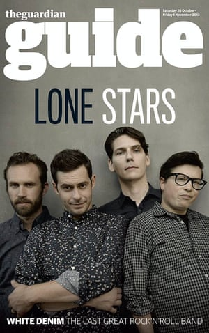 The Guide cover
