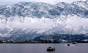 Srinagar, Kashmir, India - 10 Jan 2008
