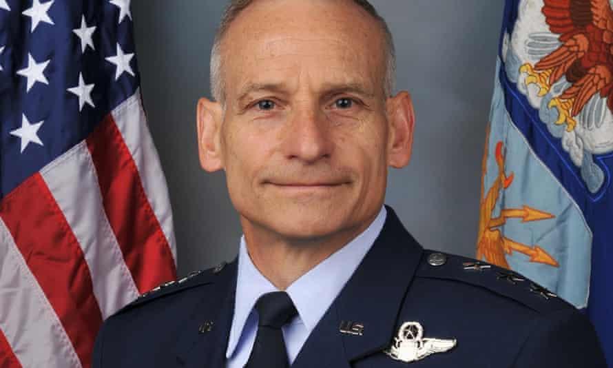 Lieutenant General James M Kowalski