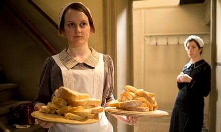 Downton Abbey: Sophie McShera as Daisy