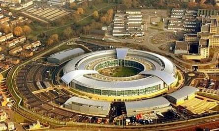 GCHQ headquarters