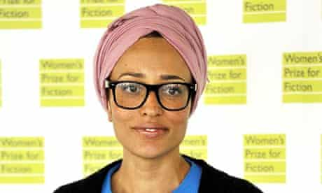 'Deft': Zadie Smith at the Women's Prize for Fiction in June this year.