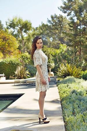 Emilia Clarke: Dolce & Gabbana
