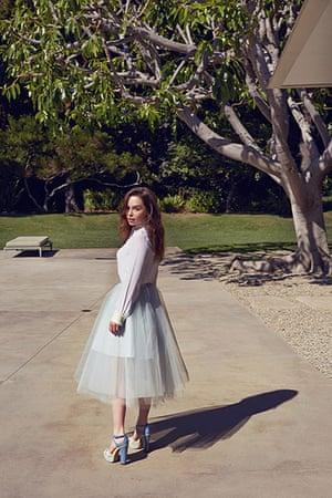 Emilia Clarke: Jimmy Choos