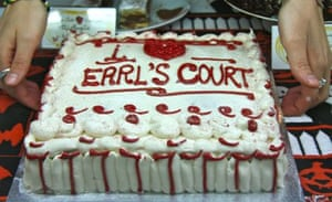 Earls Court project