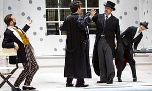 The Importance of Being Earnest at Millennium Forum, Derry-Londonderry.