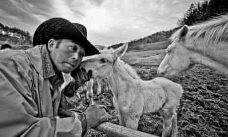 Fukushima horse breeder Tokue Hosokawa