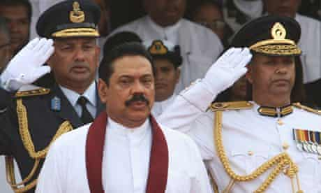 Sri Lankan Military March To Commemorate End Of Civil War