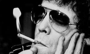 Lou Reed, vocalist and songwriter of the Velvet Underground