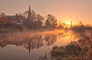 Great Nature Watch: Sunrise on the River Soar