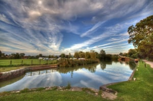 Great Nature Watch: Caen Hill Kennet and Avon Canal