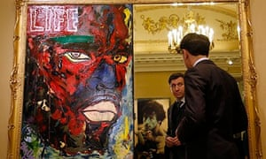 Backlash Sylvester Stallone Sylvester Stallone. Painting. From 1975 Until Today