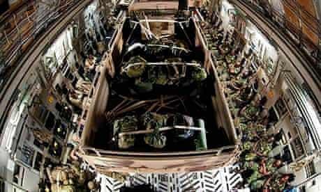 MOD operations in Mali