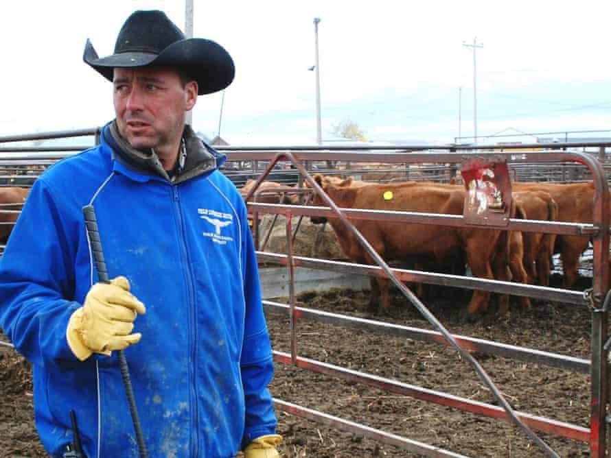 Rancher Joe Carley
