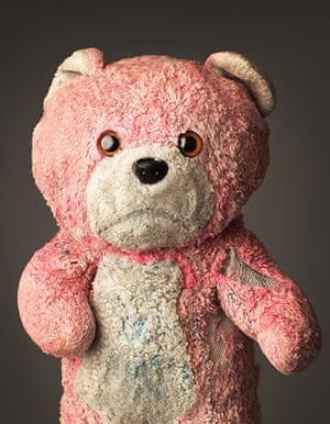 Much Loved gallery: Pink Teddy