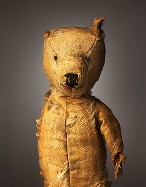 Much Loved gallery: One Eyed Ted/Aloysius