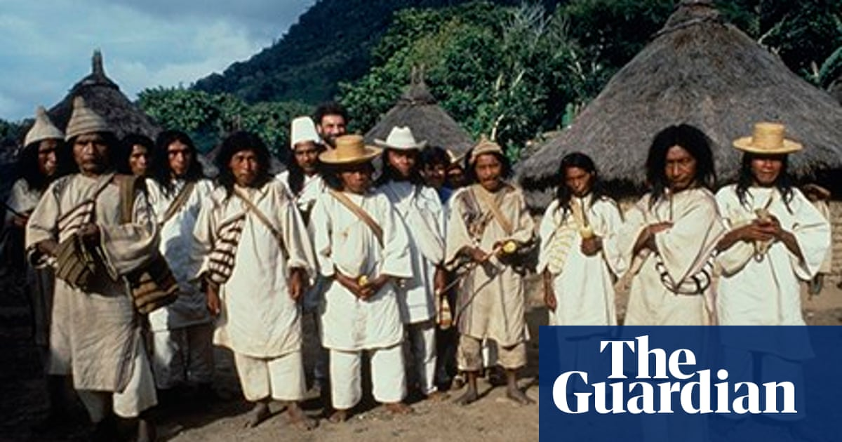 What Colombia's Kogi people can teach us about the environment