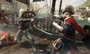 Assassin S Creed Iv Black Flag Review Plenty Of Plunder In