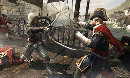 assassins creed iv black flag characters